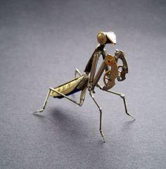 Robot Mantis religiosa