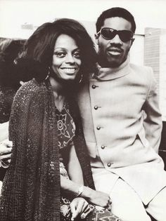 Diana Ross  Stevie Wonder
