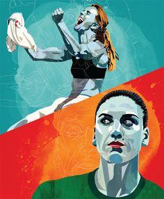 Illustration by Alvaro Tapia-Hidalgo for Howler issue one
