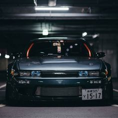 "2,446 Likes, 3 Comments - @officialimports on Instagram: ""OFFICIALIMPORTS Owner:@nikky_jacobs For a feature #officialimports #nissan #240sx #s13 #silvia…"""