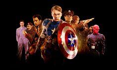 Captain America #marvelcinematicuniverse #marvelcomics #superheroes