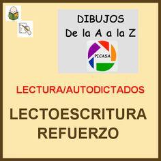 LECTOESCRITURA: Imágenes para autodictados y otras actividades (ABC)