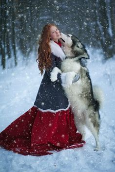 Photography, photoshooting with a wolf, beautiful Foto Fantasy, Fantasy Art, Fantasy Photography, Animal Photography, Beautiful Creatures, Animals Beautiful, Animals And Pets, Cute Animals, Amazing Animal Pictures