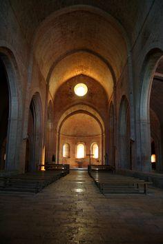 Les chroniques du sensible: 30 - L'abbaye du Thoronet