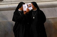"""2 Catholic Nuns Fall in Love, Renounce Vows and Get Married 