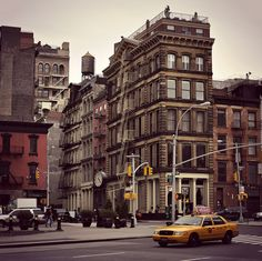 Tribeca by Jerry Van Krasten, via Flickr