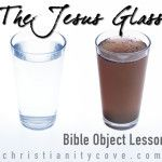 "Even grownups don't often ""get it"" about what Easter means. This Bible object lesson using the Jesus Glass ought to make things more clear for the kids!"