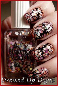19 Trendy Broken Glas Nagel für den Winter  #broken #nagel #trendy #winter