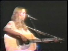 JONI MITCHELL - ALL I WANT & FOR THE ROSES  (London 1974)