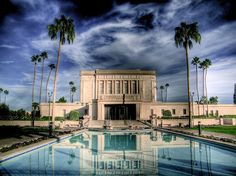 House of the Lord Temple, Mesa AZ by Aaron Nickels, via Flickr