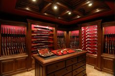 gun rooms | Julian & Sons Gun Room