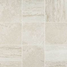 POOL BATH FLOORS - Daltile Exquisite Silverstone Floor Tiles