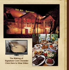 Old Mill Square Restaurant in Pigeon Forge, TN | Restaurants in the Smokies, Restaurants in the Great Smoky Mountains, Southern Hospitality in Pigeon Forge, East Tennessee
