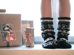 Ready for Christmas Eve.
