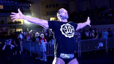 nice Go behind the scenes with Tye Dillinger on one stop of his NXT farewell tour