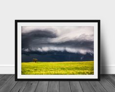 Storm Photography, Framing Photography, Landscape Photography, Photography Photos, Wall Art Pictures, Print Pictures, Lone Tree, Storm Images, Western Landscape