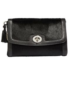 Contrast Ratio: Shop Bazaar's picks for the best shoes and accessories for fall - Coach clutch
