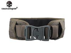 LBT1647B Style Molle Heavy Duty Tactical Web Belt-Foliage Green