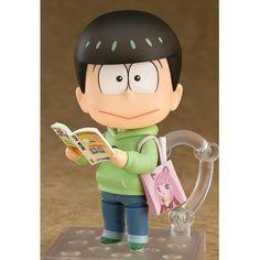 Osomatsu-san Nendoroid figurine Choromatsu Matsuno Orange Rouge