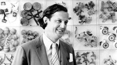 The man behind some of Americas most recognisable logos Ivan Chermayeff has died