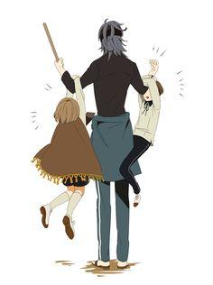 【刀剣乱舞】背が高い薬研と信濃 : とうらぶnews【刀剣乱舞まとめ】