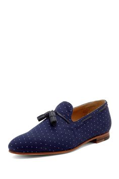 Dot Loafers