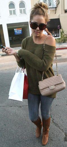 Lauren Conrad.. Love her outfit