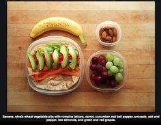 vegan lunchboxes