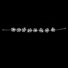Snowflake Headband Tiara Wedding Bridal Crystal Diamante 2016 Newest Arrival ee-in Hair Jewelry from Jewelry & Accessories on Aliexpress.com | Alibaba Group