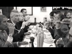 Elegance in its purest form... The Sartorialist: Lunch for 25, Edition III