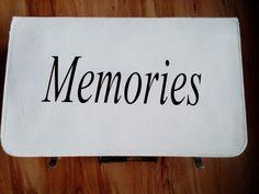 koffertje voor memories