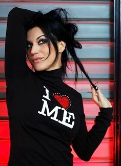 Love the shirt ;) Lacuna Coil
