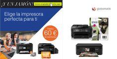 Elige en Globomatik la impresora perfecta para tí