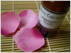 Grapeseed oil contains more antioxidant power than vitamin C & E and is a powerful antioxidant for anti-aging benefits.  This website has great information about the benefits of this oil