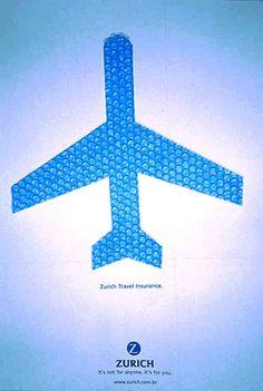 zurich travel insurance ad
