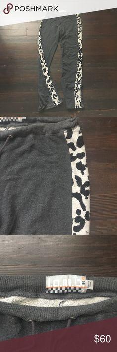 L.A.M.B Leopard Print Sweatpants L.A.M.B Leopard Print Sweatpants L.A.M.B. Pants Track Pants & Joggers