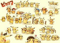 APH/Hetalia Pikachu