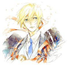 Touken Ranbu, Mutsunokami Yoshiyuki, Anime Boy Hair, Dc Anime, Anime People, Animation Film, Live Action, Illusions, Manga