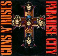 """#136. """"Paradise City""""  ***  Slash (Guns N' Roses)  (1987)"""