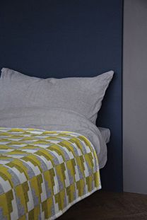 Quince Blanket http://www.cadesign.ie/furniture/blankets/quince-blanket/