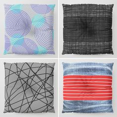 #BACKTOSCHOOL SALE! 20% OFF + FREE SHIPPING. ENDS 7/23 @ 11:59 PT. Shop: Society6.com/trebam #trebam #Society6 #FashionBlogger #College #Pillows #FloorPillows #Apartment #Dorm #Sleep