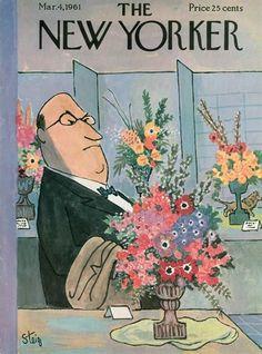 March 4, 1961 - William Steig