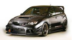 Subaru WRX 5DR Full Body Kit 08 09 10 11 - BSD