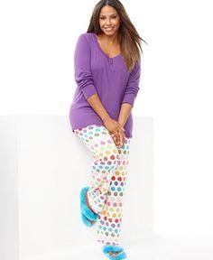 1294245c581 plus size pajamas Cute Pjs