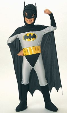 Batman Belt Buckle Halloween Costume Kids Youth Small Size Accessory Superhero