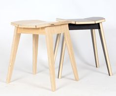P9S - Stool made with CNC Router