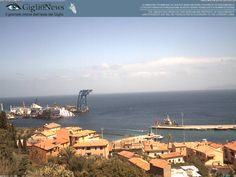 Giglio: the Costa Concordia Sat April 20 2013 11:00:07