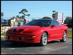1999 Pontiac Firebird Dream car.