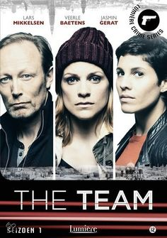 The Team (2015 -), international crime series filmed in Belgium, Denmark, Germany, Switzerland and Austria.