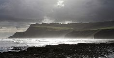 Ravenscar, Robin Hood's Bay, near Whitby, North Yorkshire, UK by Ministry, via Flickr